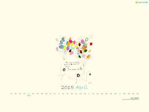 2015년 4월 달력 03