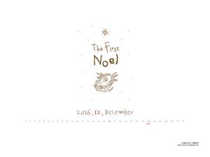 [달력]The First Noel
