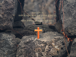 죄로부터 건지신 은혜
