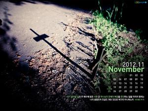 2012년 11월 달력01