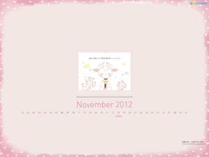 2012년 11월 달력02