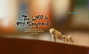 여호와는 나의 목자시니