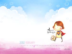 2013년 2월 달력03