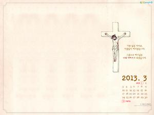 2013년 3월 달력01